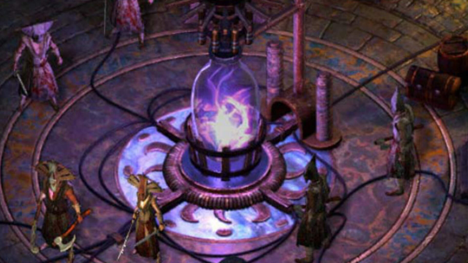 Obsidian Partners With Paradox to Publish Pillars of Eternity