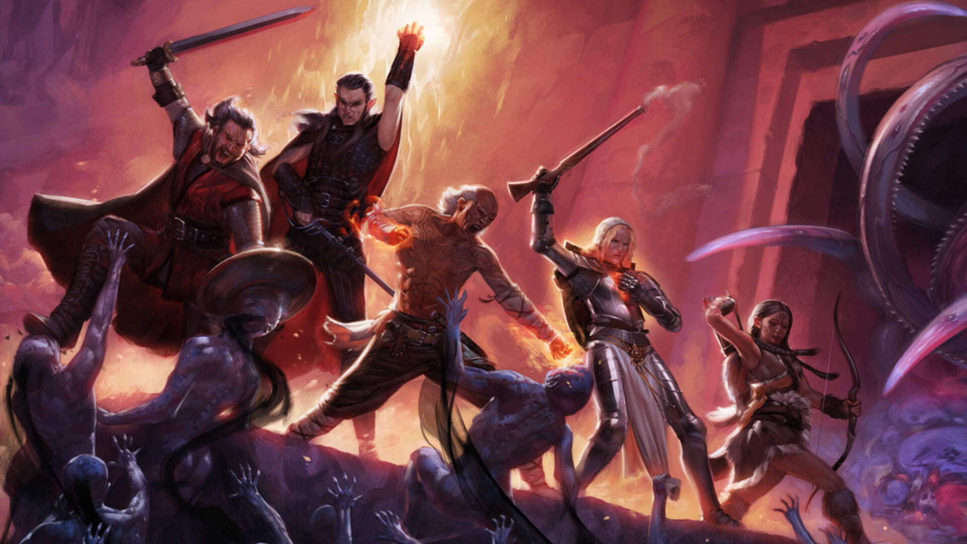 Pillars of Eternity Review: Obsidian's Best RPG to Date