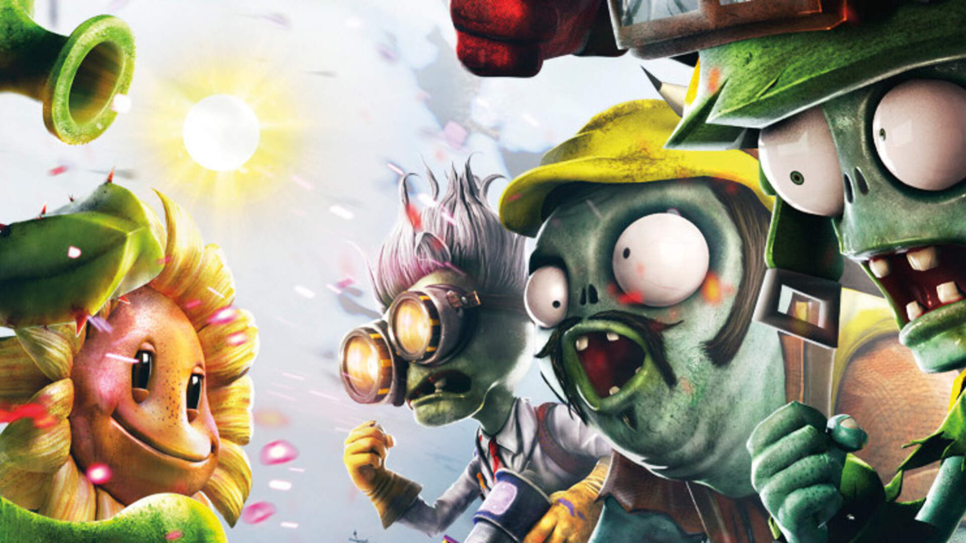 Plants vs Zombies: Garden Warfare Xbox One Review: Guns Don't Kill People. Peas Kill People