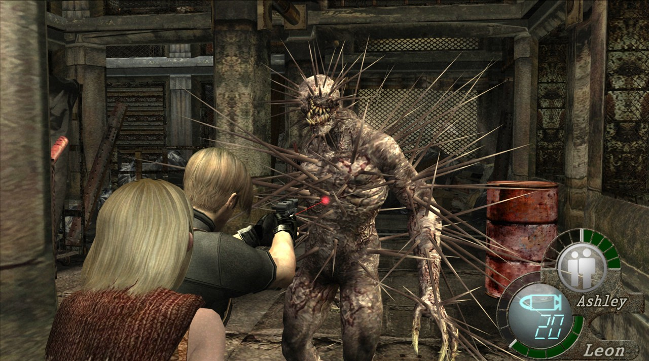 Resident Evil 4 Ultimate HD Edition PC Review: Loss of Control | USgamer