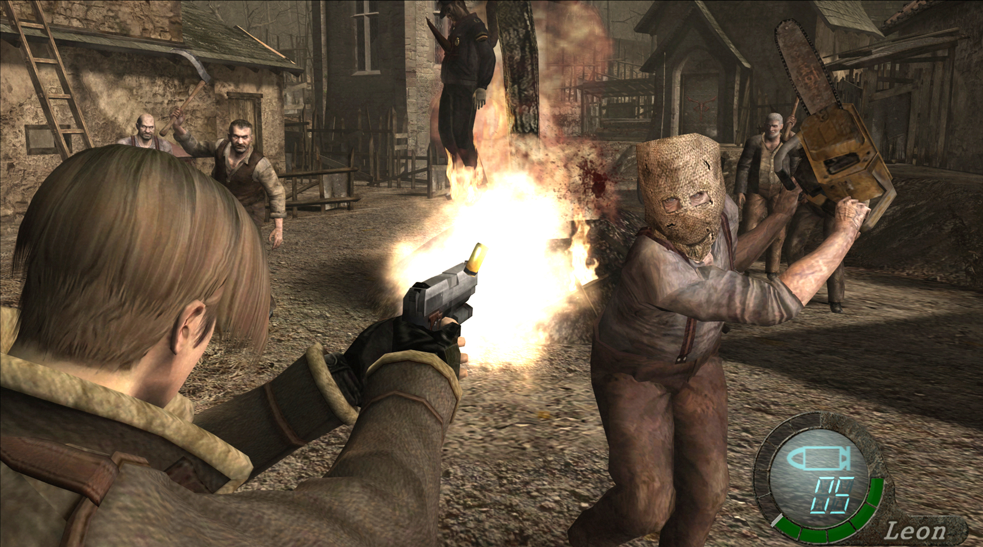 Resident Evil 4 Ultimate Hd Edition Pc Review Loss Of Control