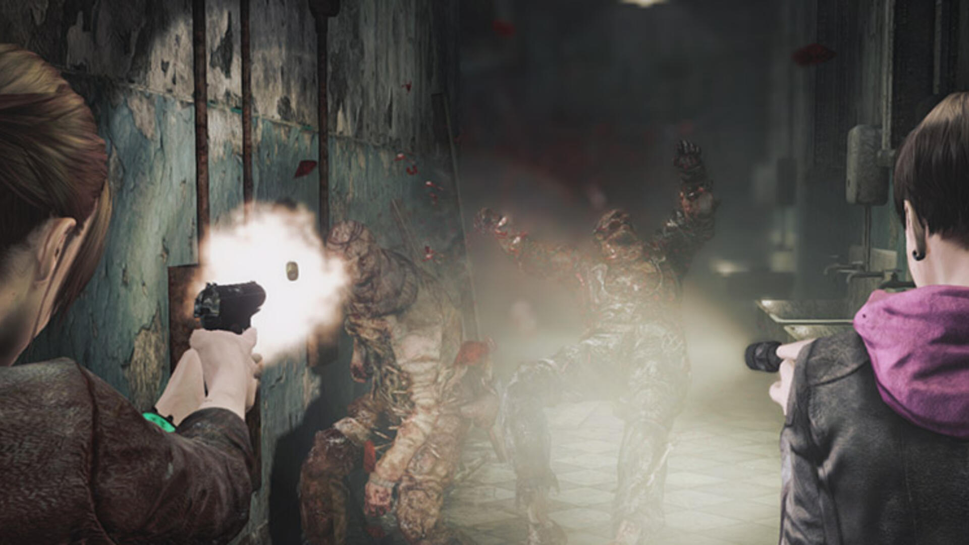 Resident Evil Revelations 1 and 2 Release on the Switch This November, Has Motion Controls