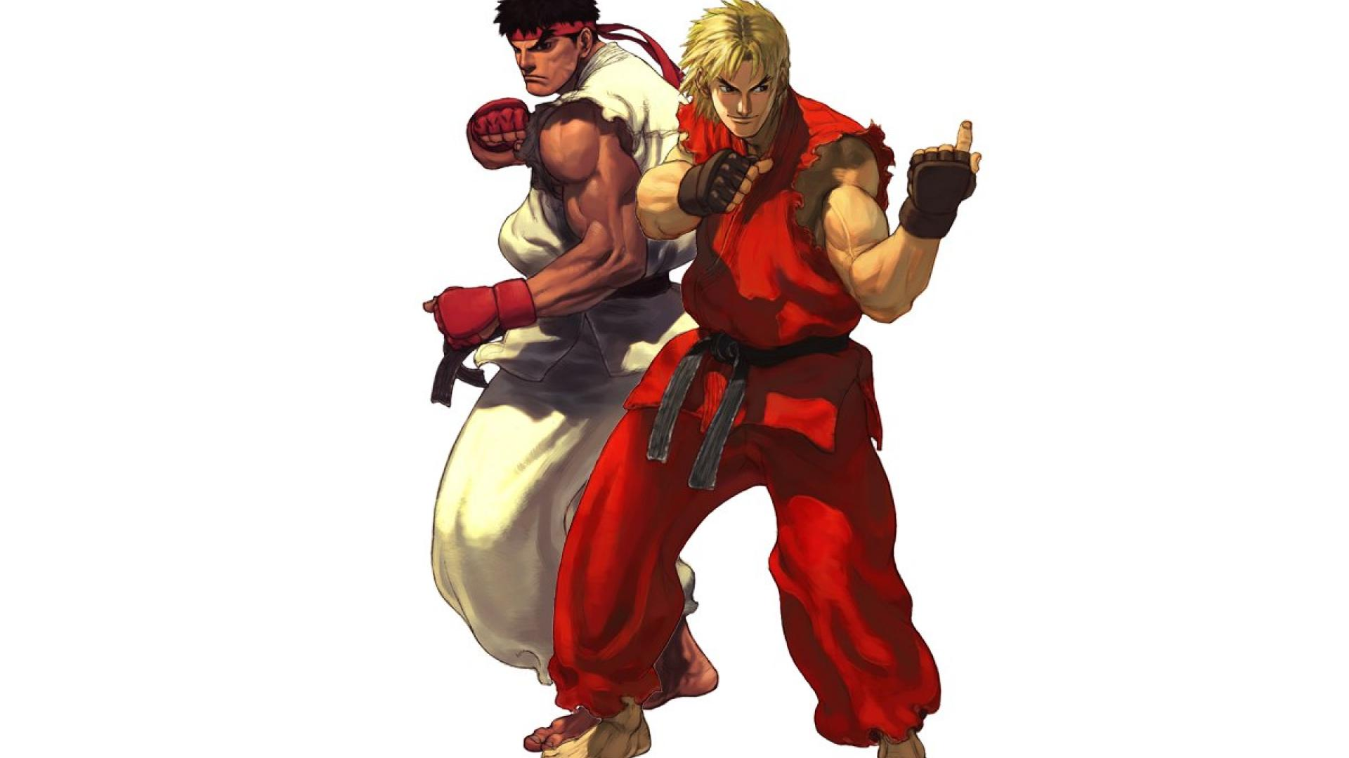 usgamer community question: who's your favorite fighting game