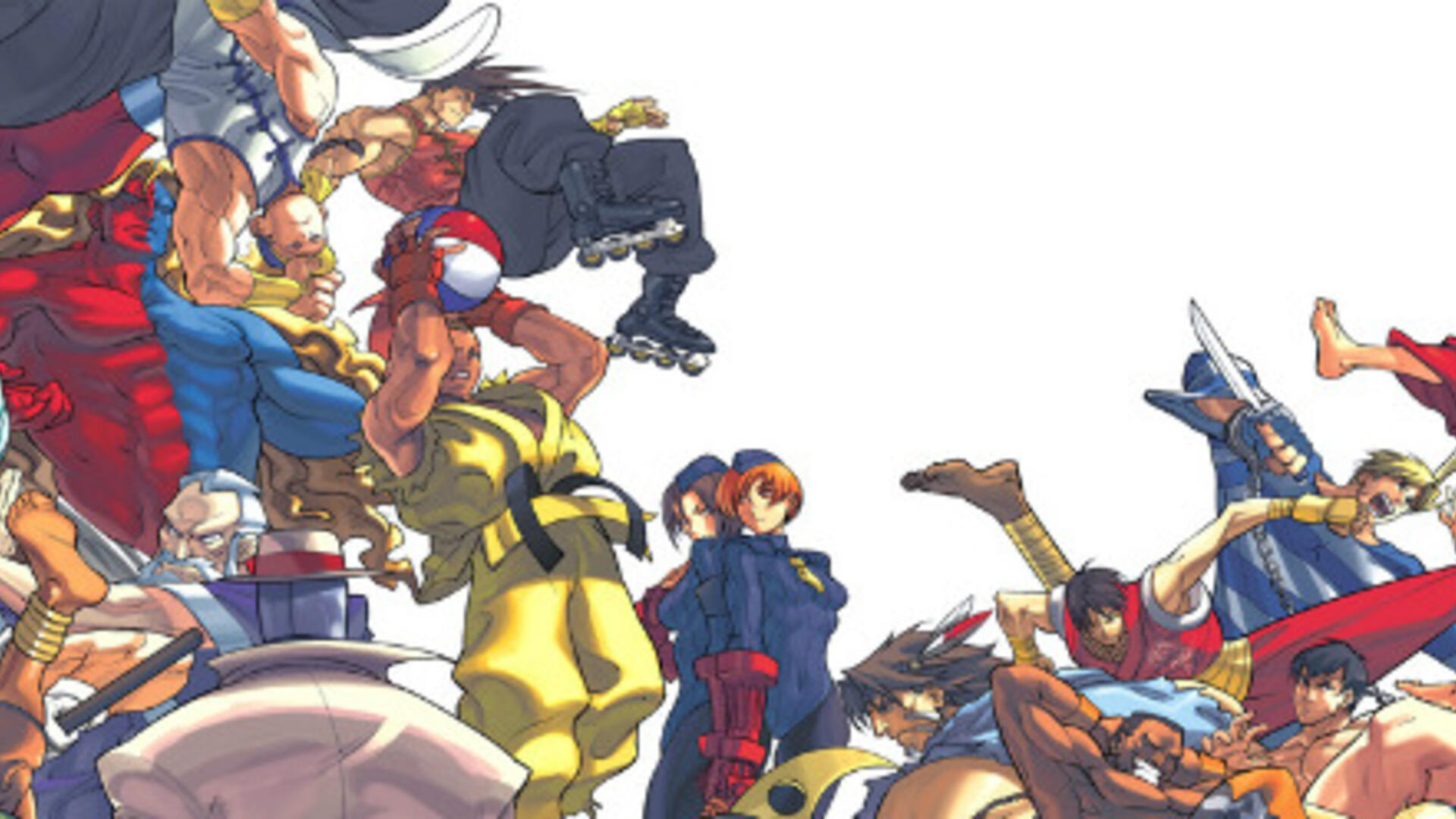 Which Street Fighter Should I Start With?
