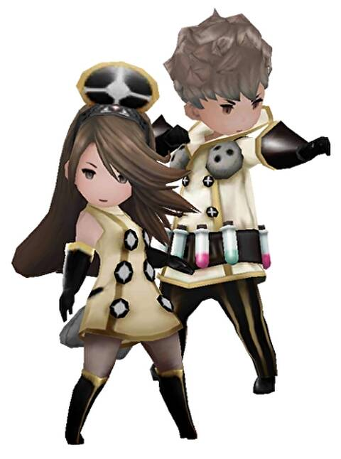 Bravely Default Job Guide: Commands, Combinations and Skills