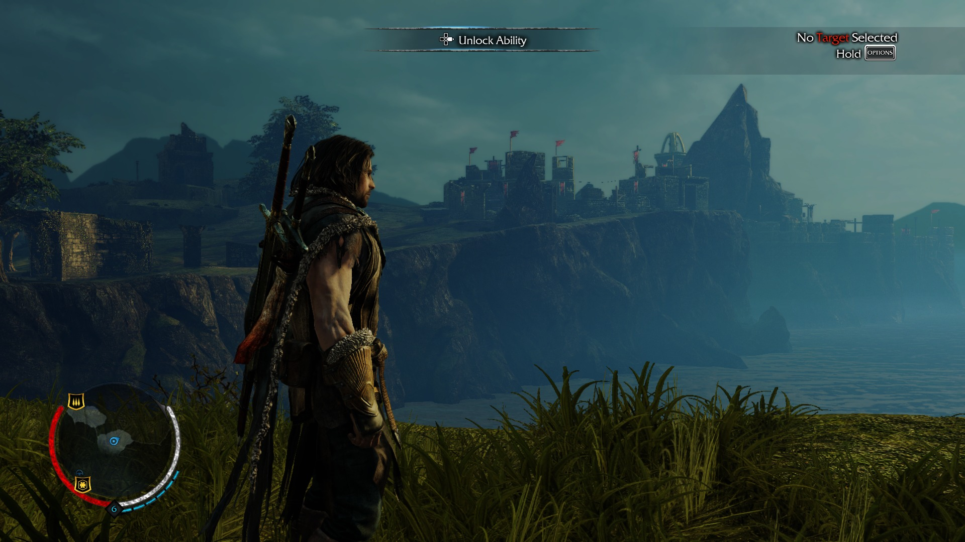 Shadow Of Mordor Ps4 Review There And Back Again Usgamer