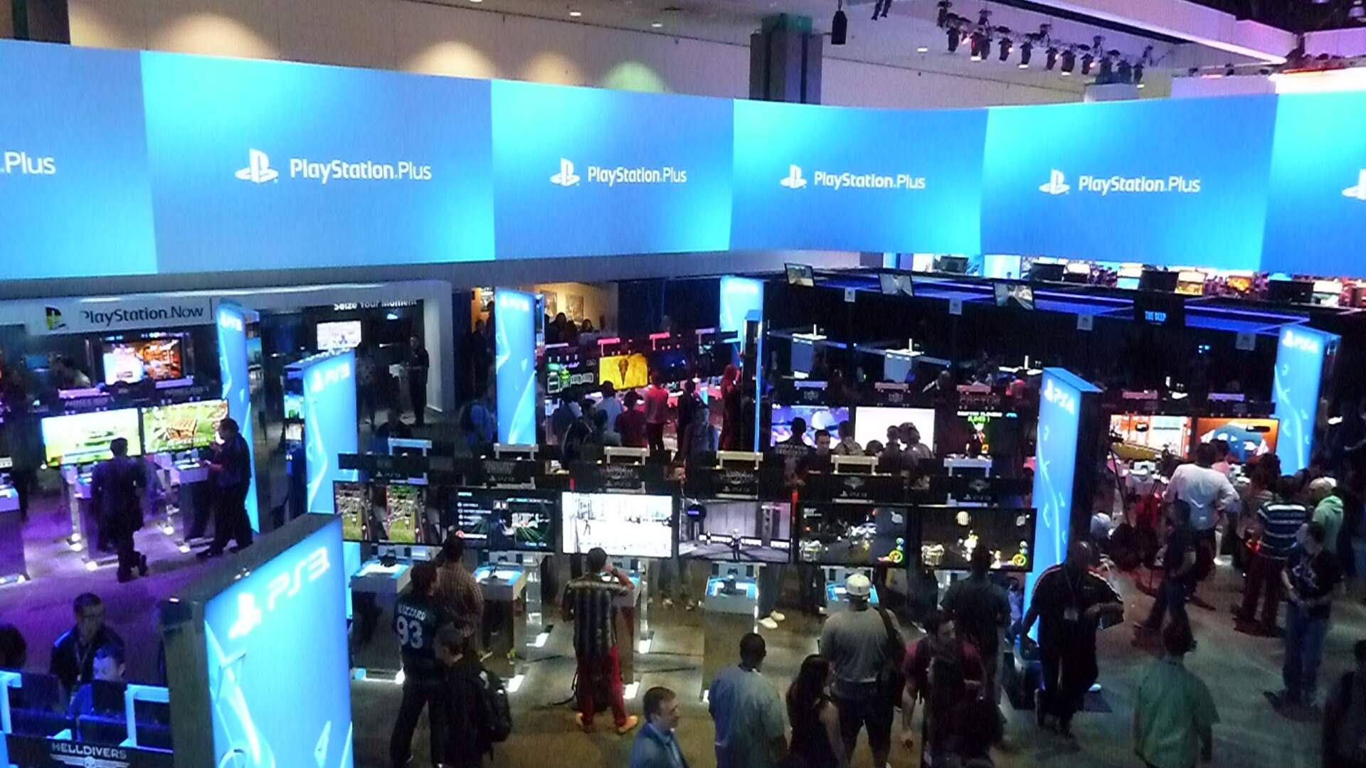 The E3 Booth Report: Sony