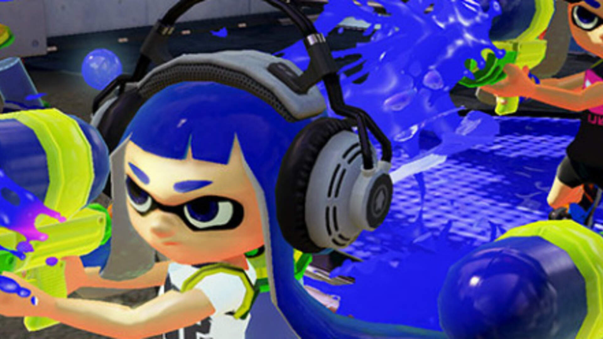 Splatoon was Tested with Yoshi as a Main Character