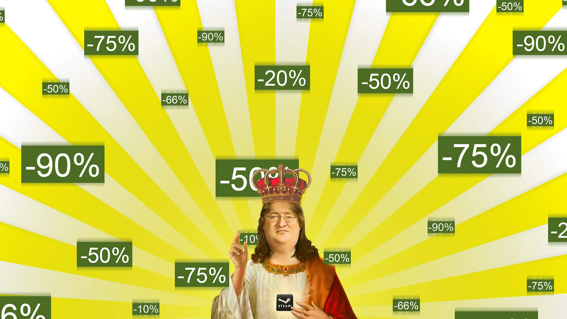 The Steam Summer Sale Is Live, and Has Deals Galore