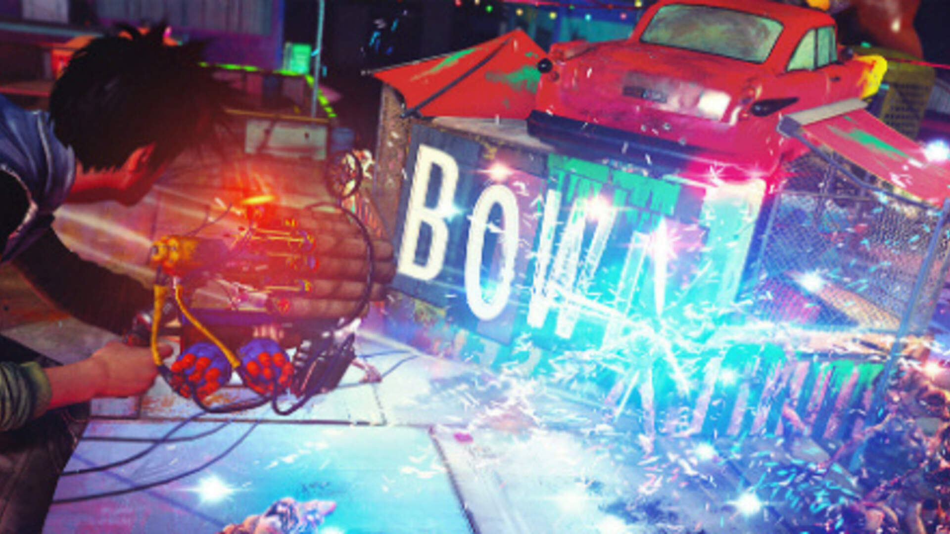 Sunset Overdrive Xbox One Preview: Leaving All That Grey and Brown Behind