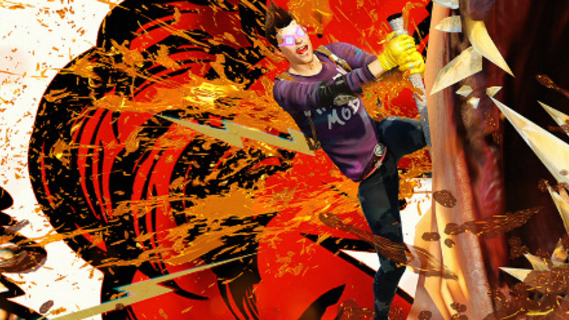 USstreamer: Tour Sunset Overdrive with Mike at 2:30pm PST/5:30pm EST