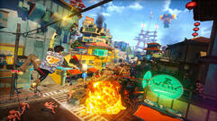 Sunset Overdrive Is Grinding Onto PC Tomorrow