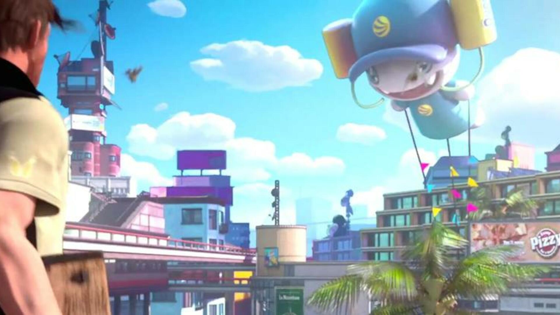 How Insomniac's Sunset Overdrive Mixes Gunplay with Rail-Grinds