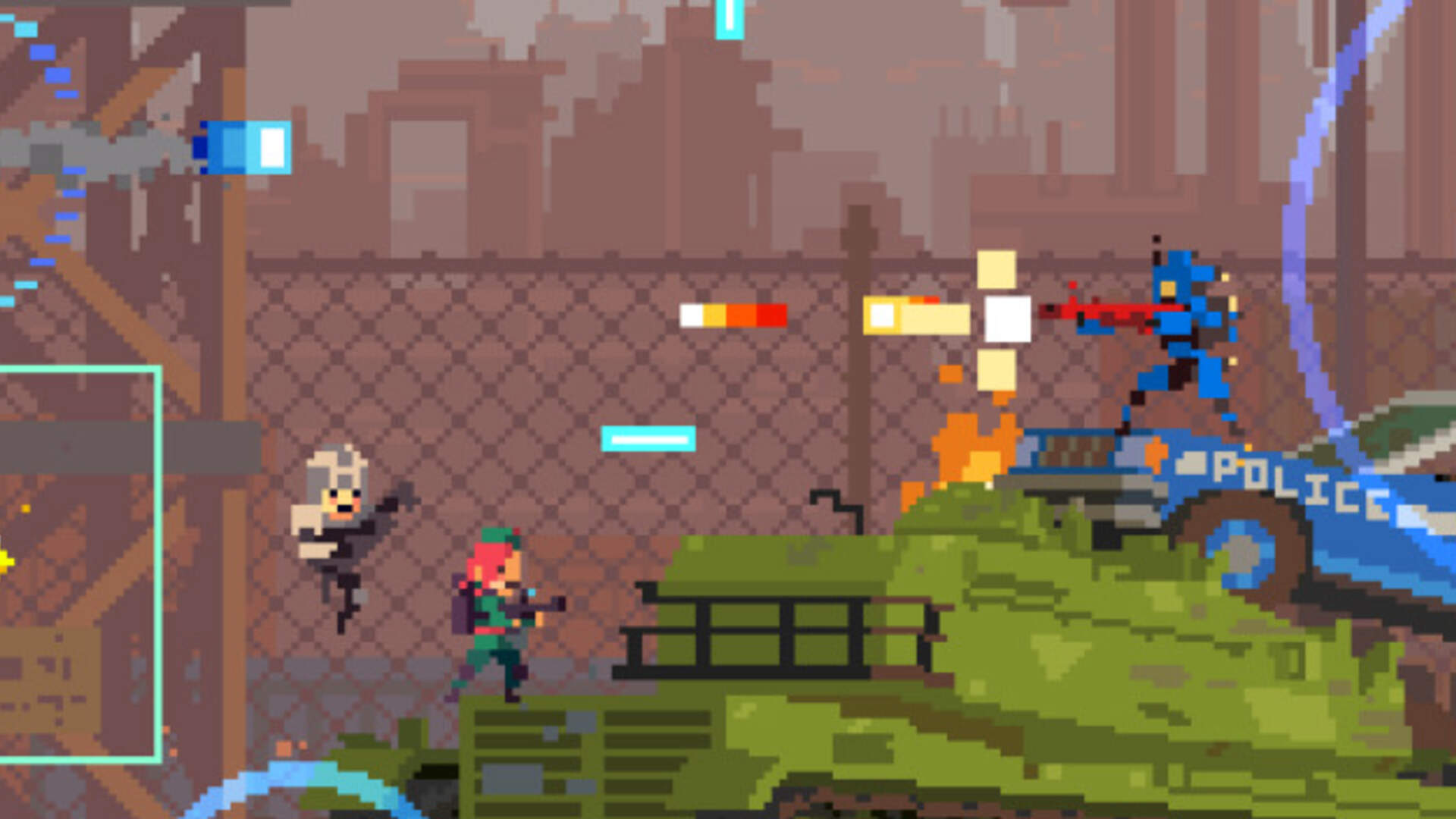 USstreamer: No One Expects The Super Time Force (Ultra)! [Done now!]