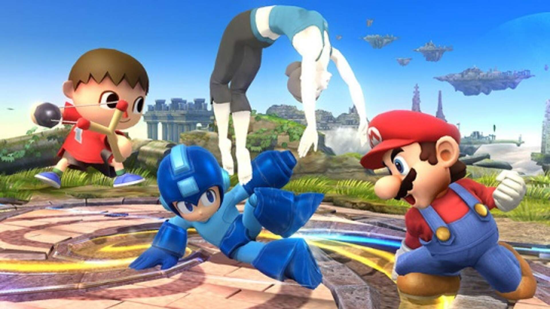 Disney XD Will Air the Super Smash Bros. Finals