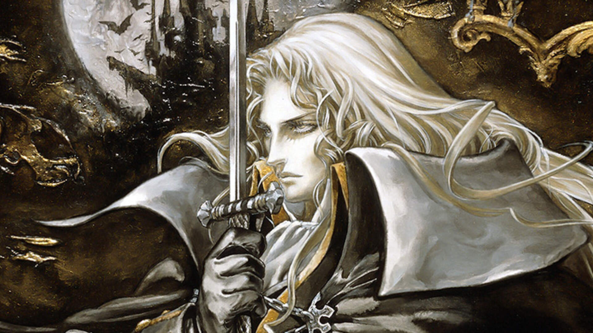 Castlevania: Symphony of the Night's Mobile Port Sucks Like a Vampire in a Blood Bank If You Don't Use a Controller