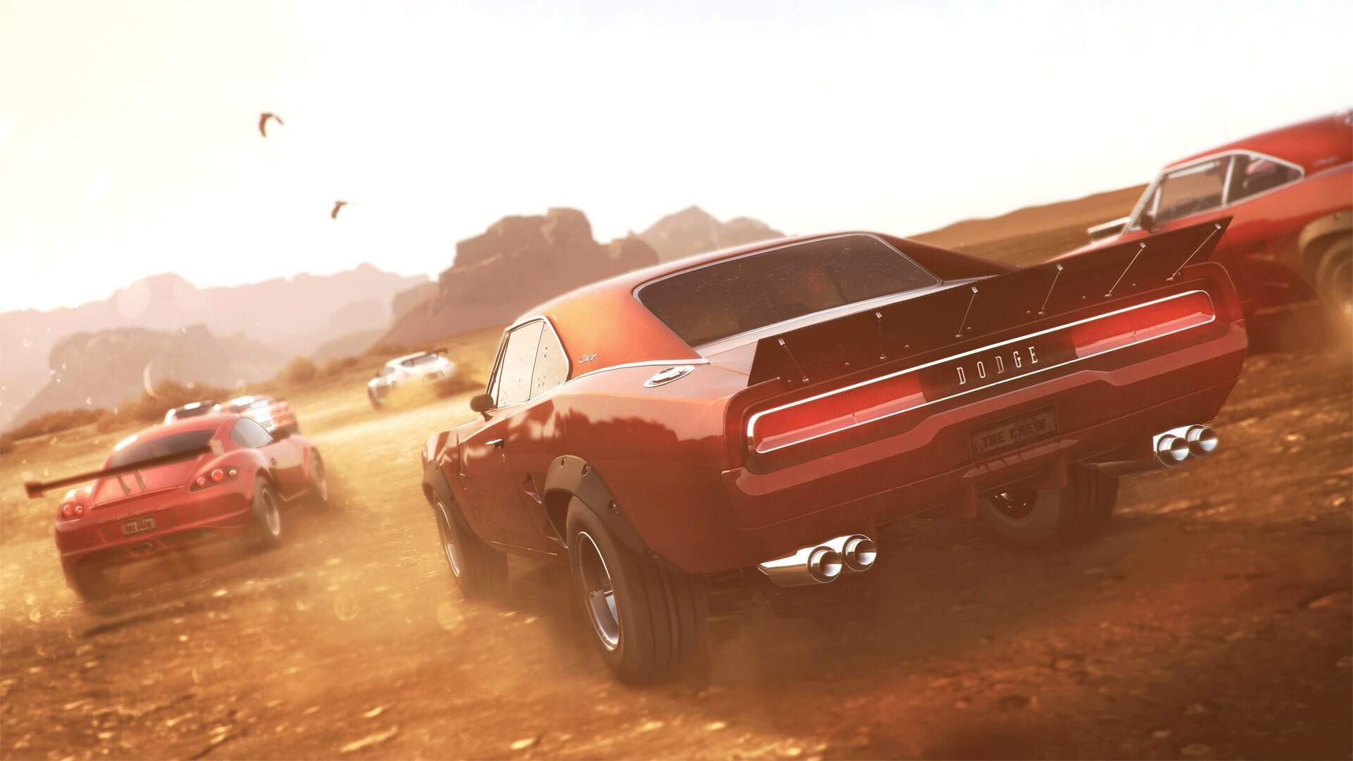 USstreamer: Jaz and Mike Play The Crew Closed Beta at 2pm PST/5pm EST (Now With YouTube!)