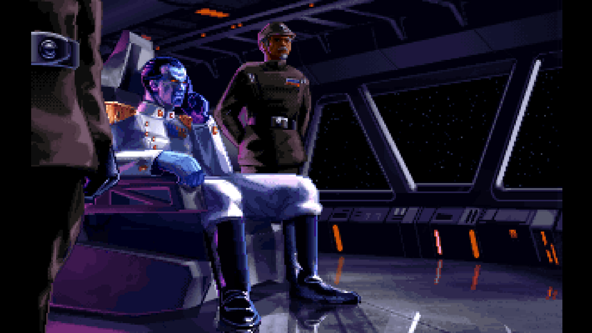 Emperor Computer Chair Quot The Greatest Star Wars Game Ever Quot Tie Fighter Usgamer