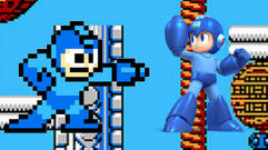 "Teens React to Mega Man: What We've Forgotten About ""Nintendo Hard"" Games"