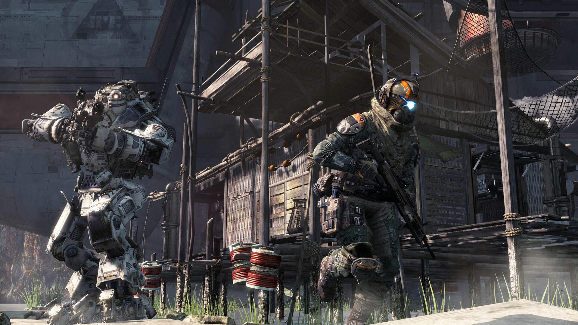 Titanfall Preview: Call of Duty with Mechs it Most Certainly Ain't
