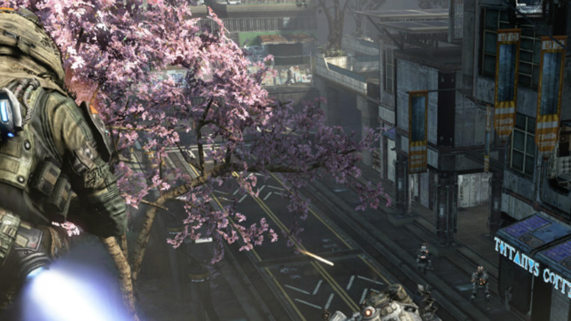 Titanfall Xbox One Review: Hopped Up on Jump Jets and Big Mechs