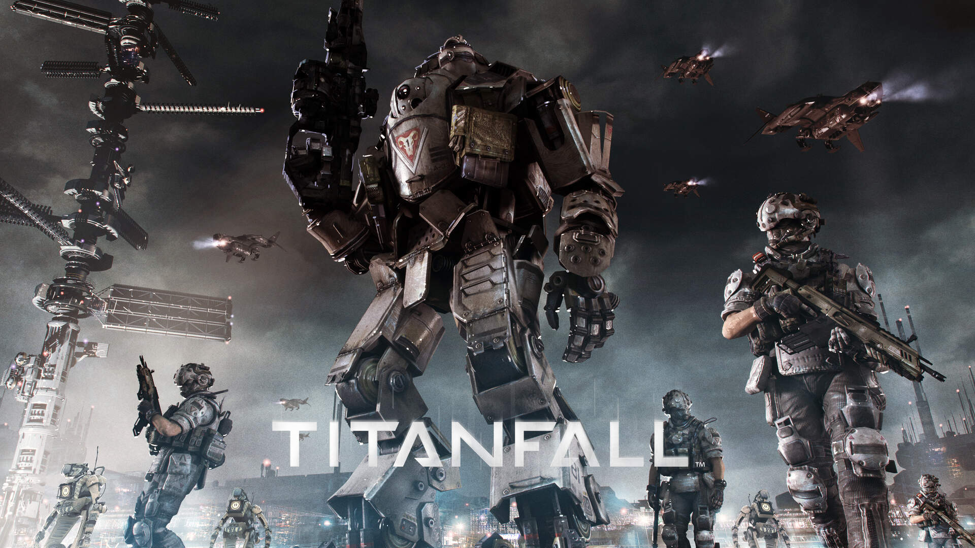 Win Me Over, Titanfall