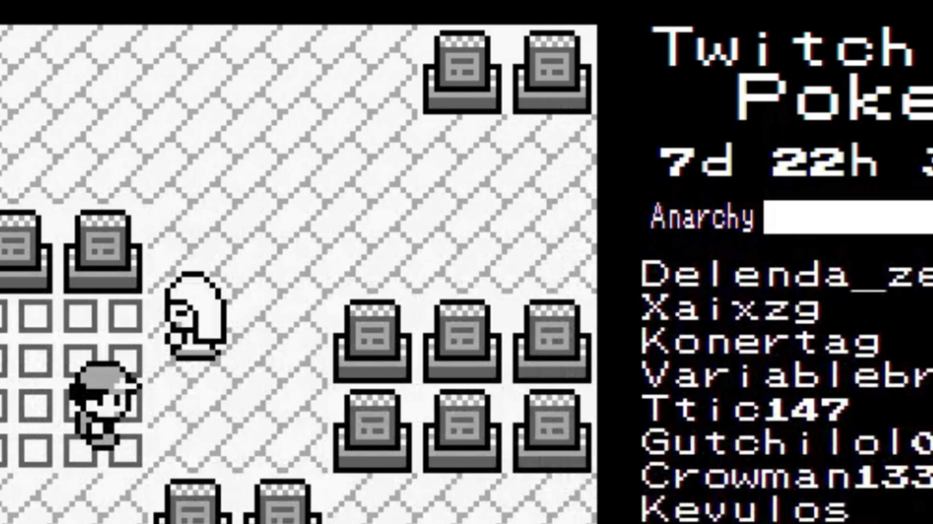 Twitch Plays Pokemon Breaking Twitch Chat