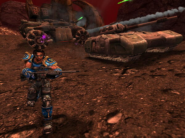 Unreal Tournament's Free, Mod-Friendly Return is Great for the Fans