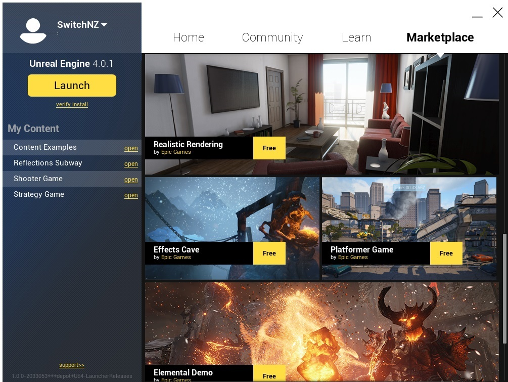 Unreal Engine 4 Goes Free, Epic Aims For Everyone | USgamer