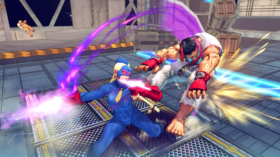 Which Street Fighter Should I Start With?   USgamer