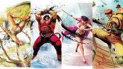Ultra Street Fighter 4 Adds Character Edition Select