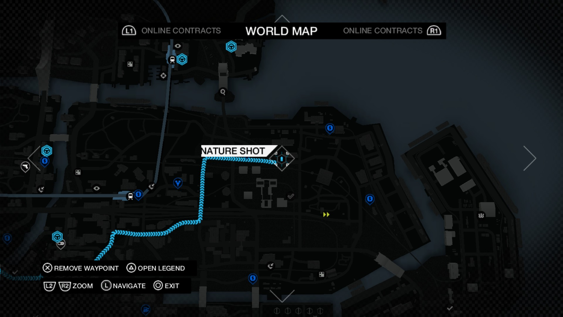 Watch Dogs Atm Locations