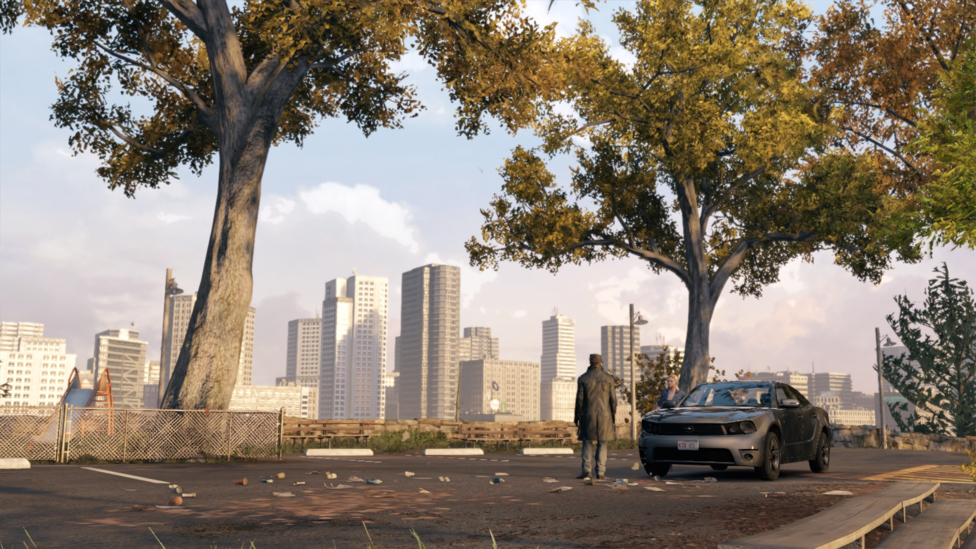 Watch Dogs Ps4 Review Game Of Phones Usgamer