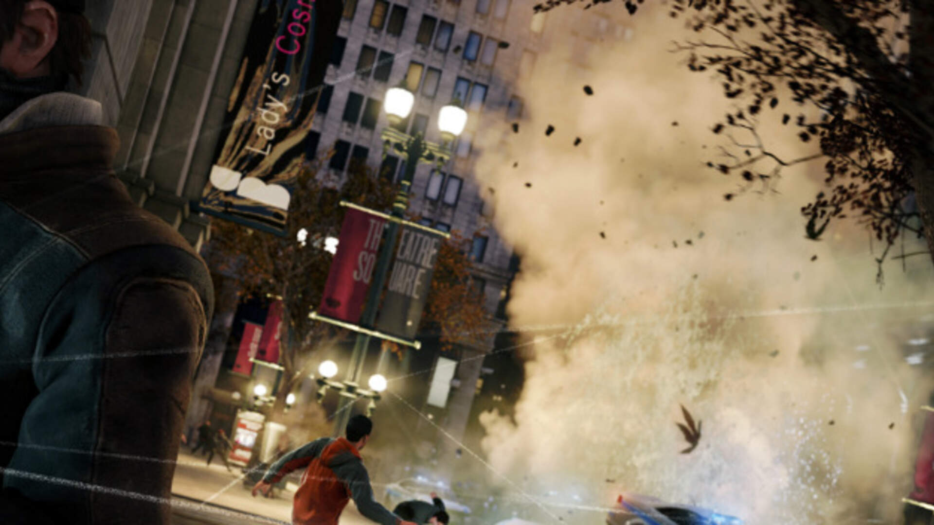 Watch Dogs: Finding Morality in Useless Information