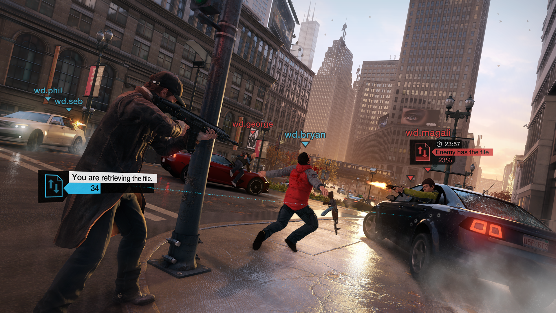 Watch Dogs PS4: Hacking into GTA Territory | USgamer