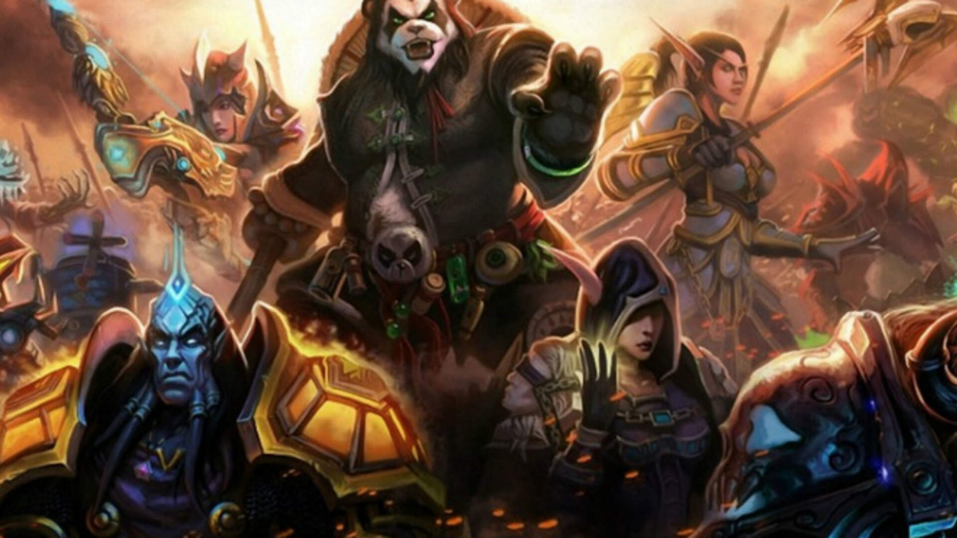 World of Warcraft, Levels 1 - 90: A New Perspective on an Old World