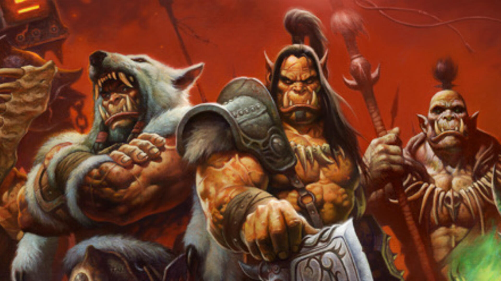 Revisiting the World of Warcraft in Warlords of Draenor