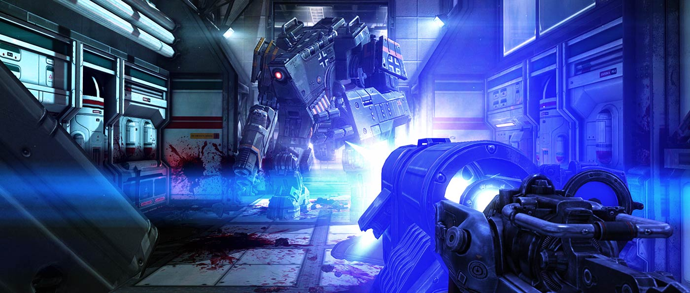 Wolfenstein: A New Order PS4 Review: Bloody Hell | USgamer