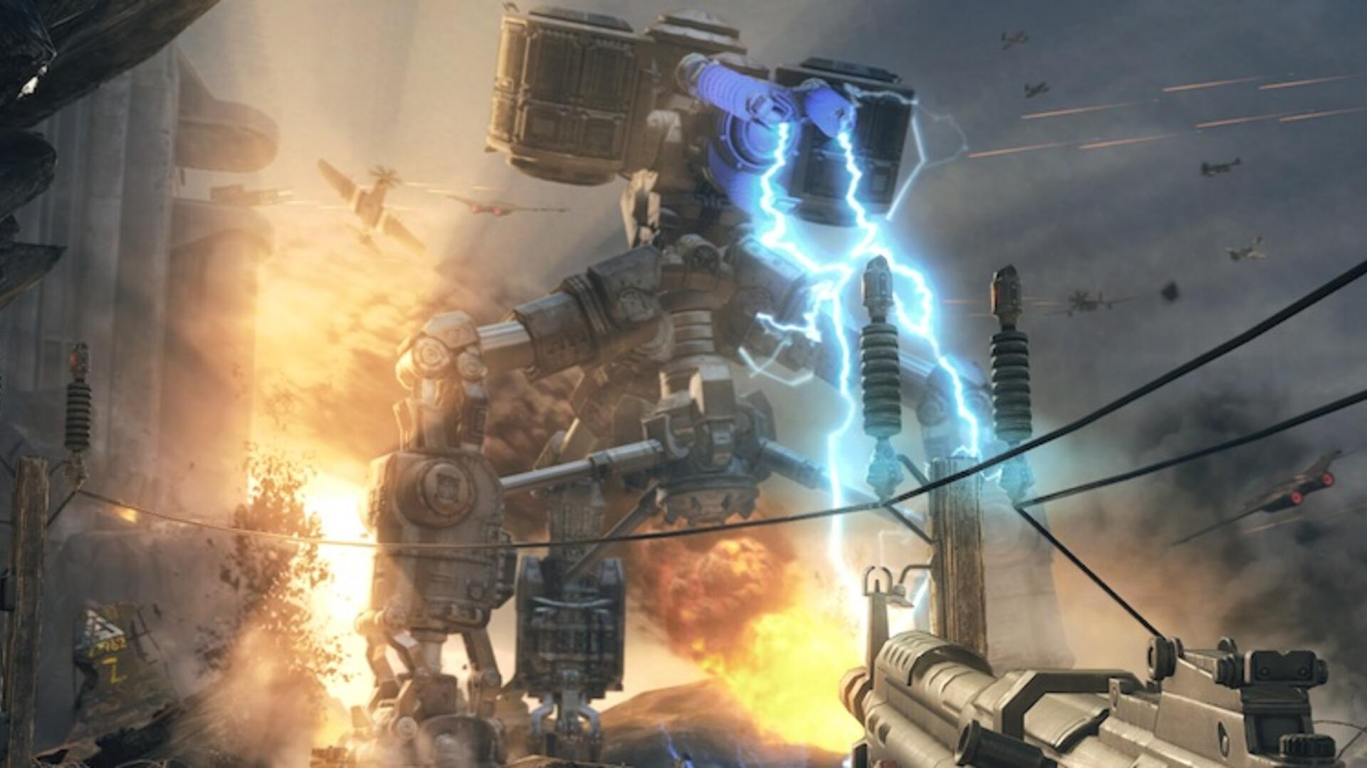 Does an Old-Fashioned FPS Like Wolfenstein: The New Order Have a Place Today?