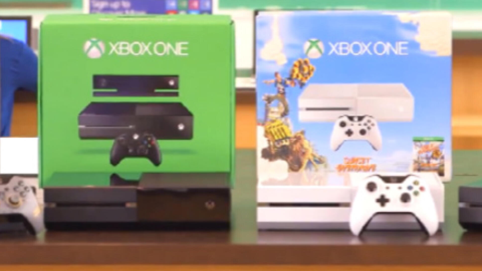 Xbox One For $50 Off: Microsoft Doubles Down With Assassin's Creed and Call of Duty Bundles