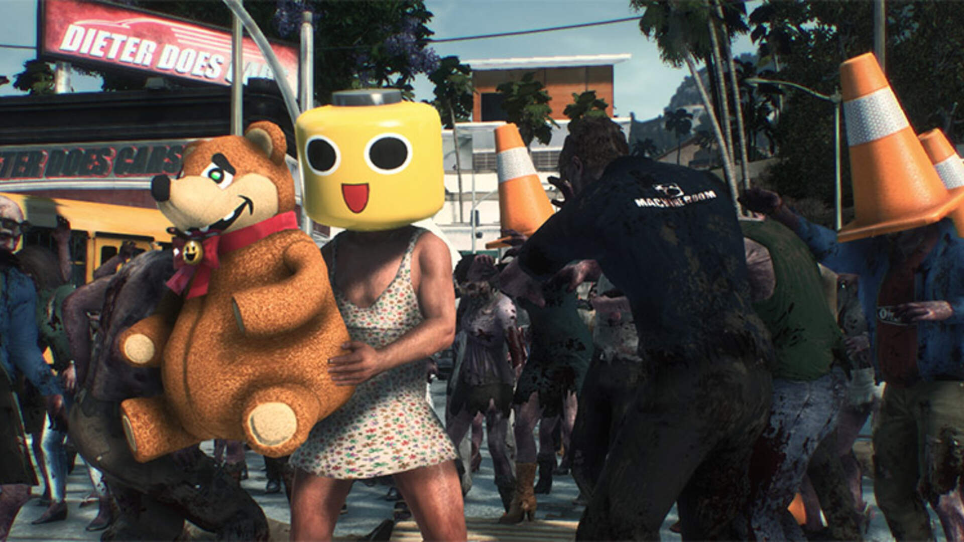 Video Feature: A Brief History of Zombies in Video Games