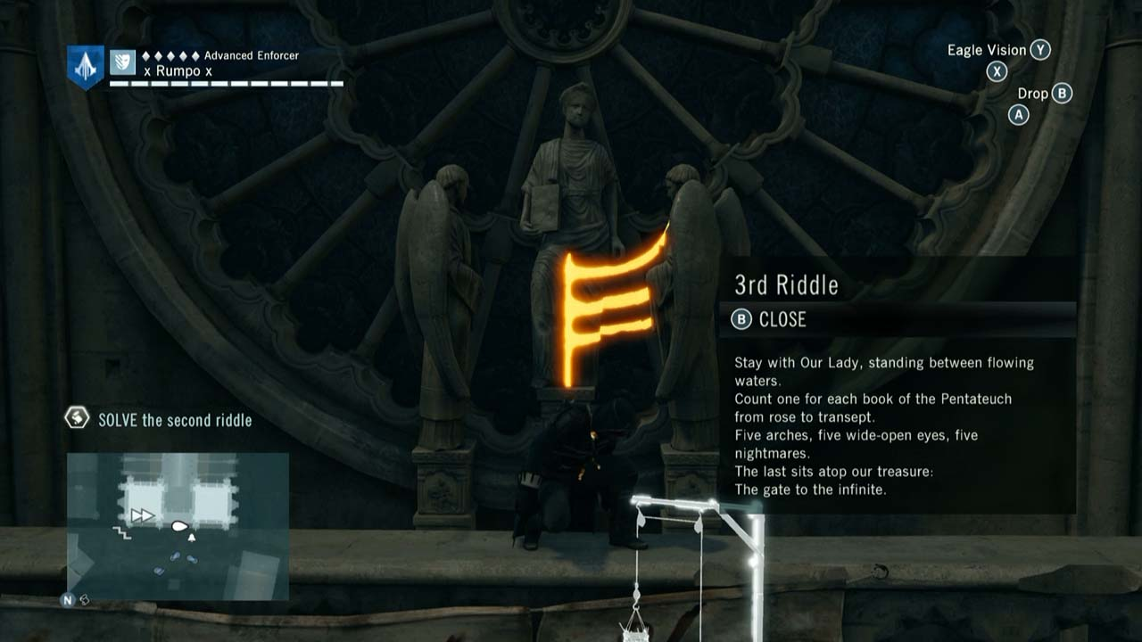 Assassin S Creed Unity Guide Where To Find All 18