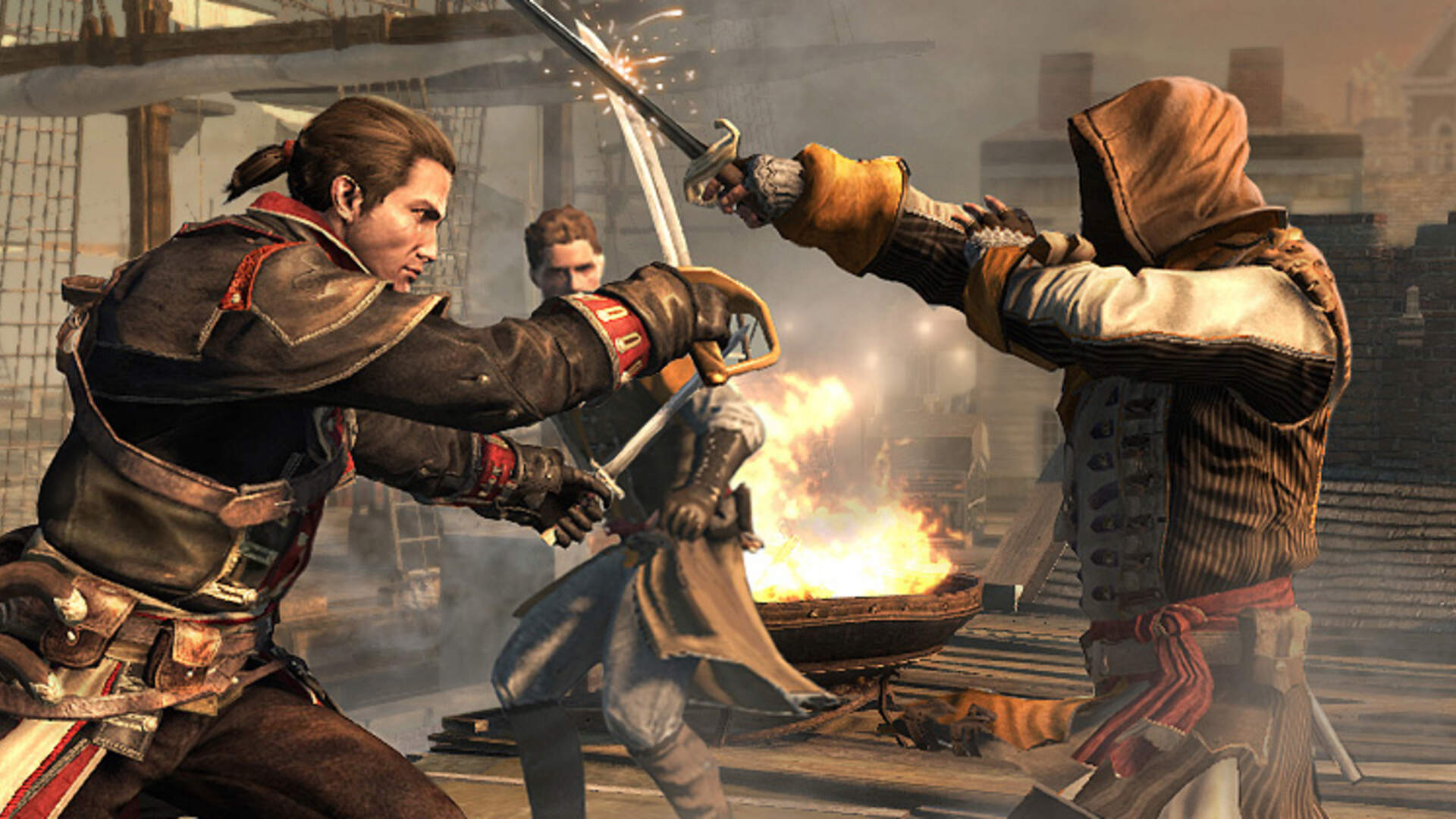 Ubisoft Hedges Their Bets with Assassin's Creed Rogue