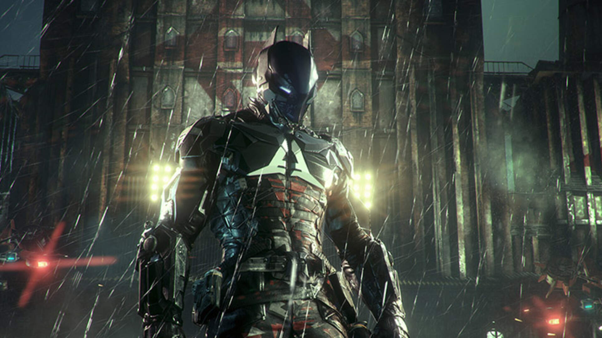 Arkham Knight and the Art of Arming Batman to the Teeth