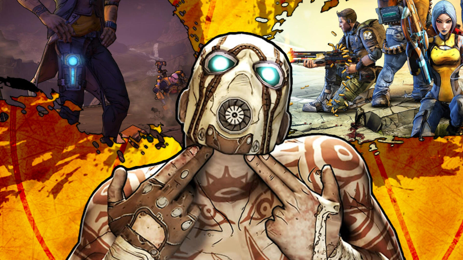 Borderlands: Game of the Year Edition and 4K Update to Handsome