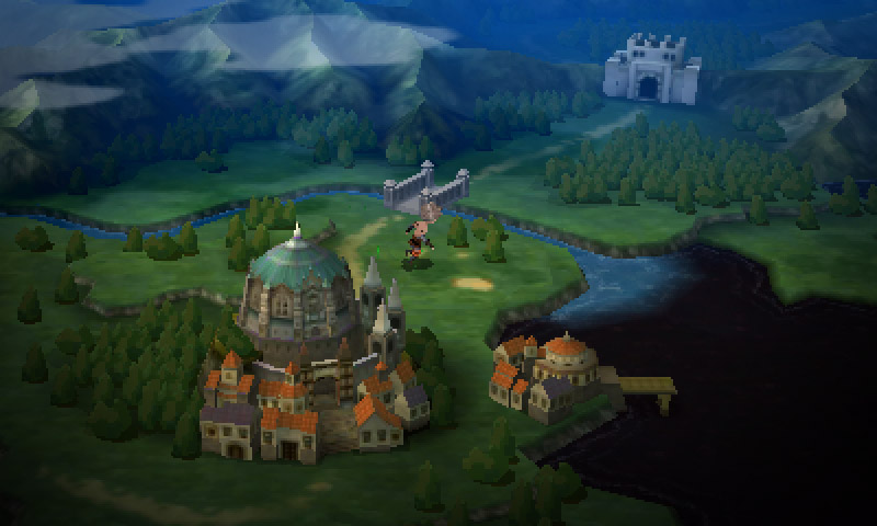 Bravely Default 3ds Review The Final Fantasy That Never Was Usgamer