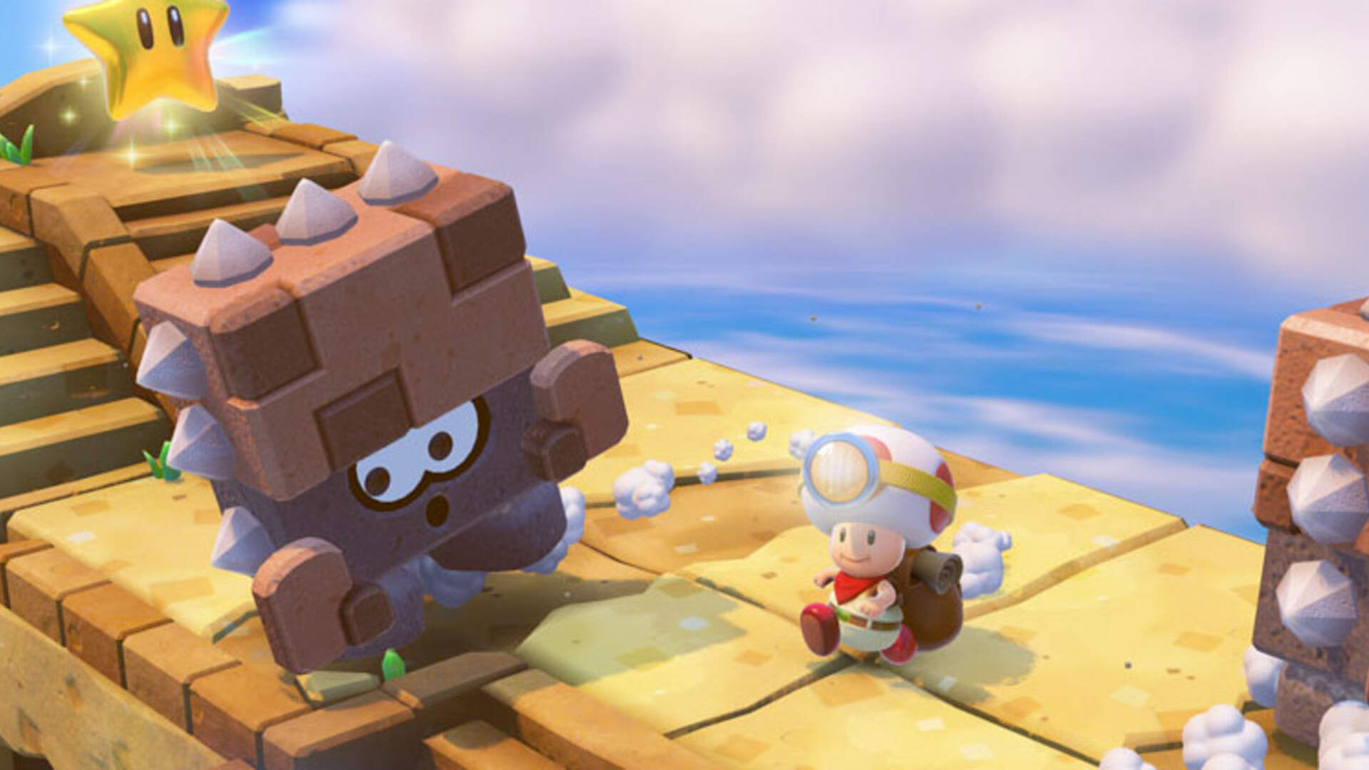 Captain Toad: Treasure Tracker Wii U Review: A Visitor from a Brighter Reality