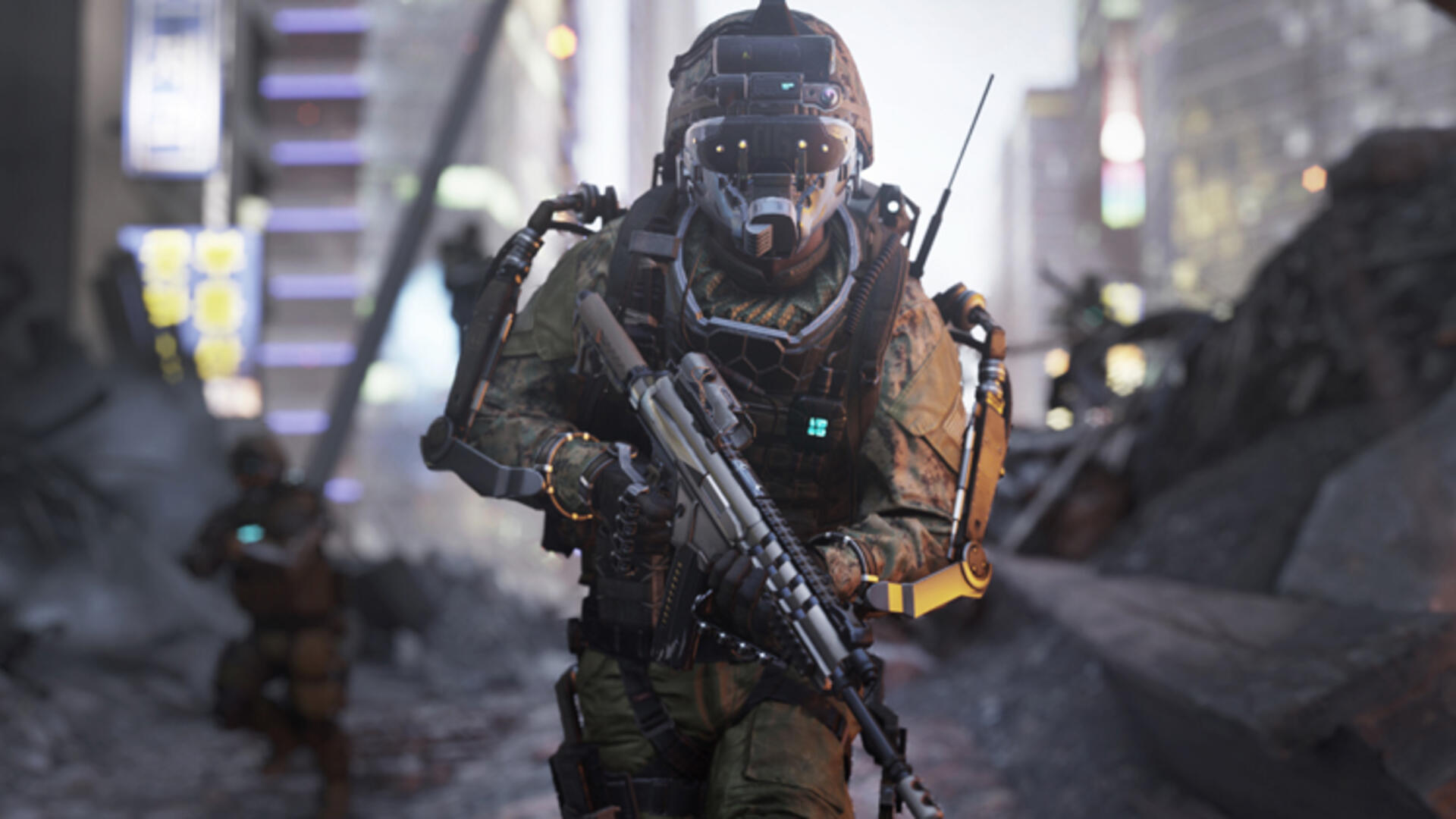 Call of Duty: Advanced Warfare PS4 Review: Future Imperfect
