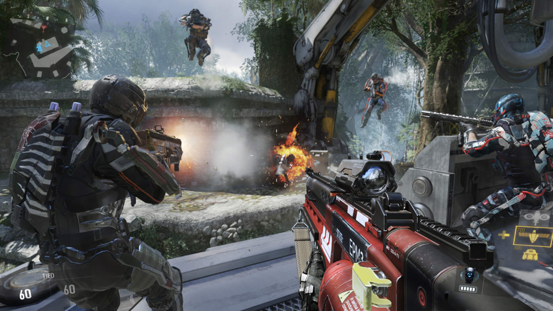 Being Bad at a Multiplayer Game, Yet Still Loving It. And The Importance of Matchmaking