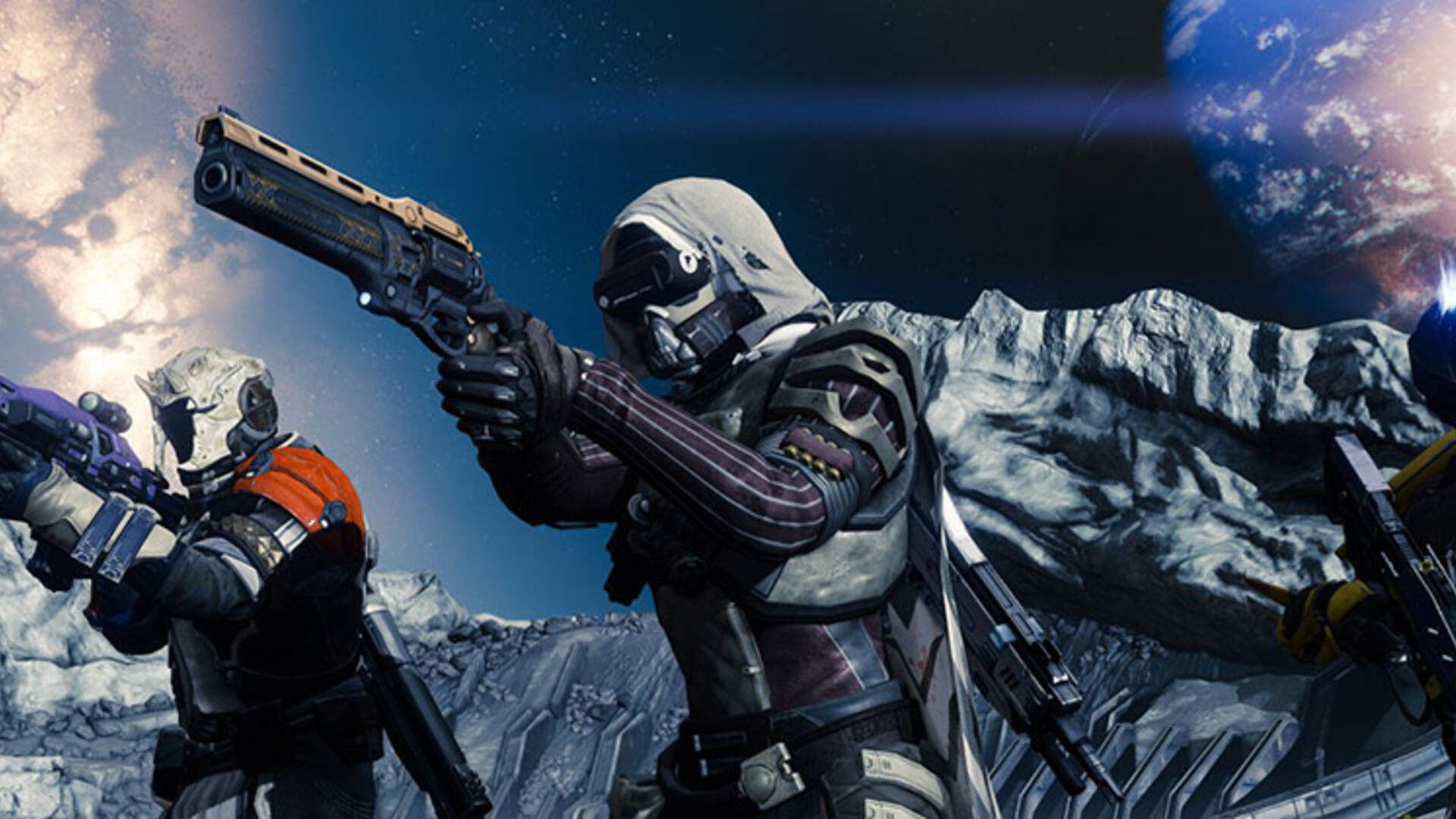 Destiny Beta: State-of-the-Game Review and Impressions
